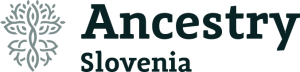Ancestry Slovenia logo