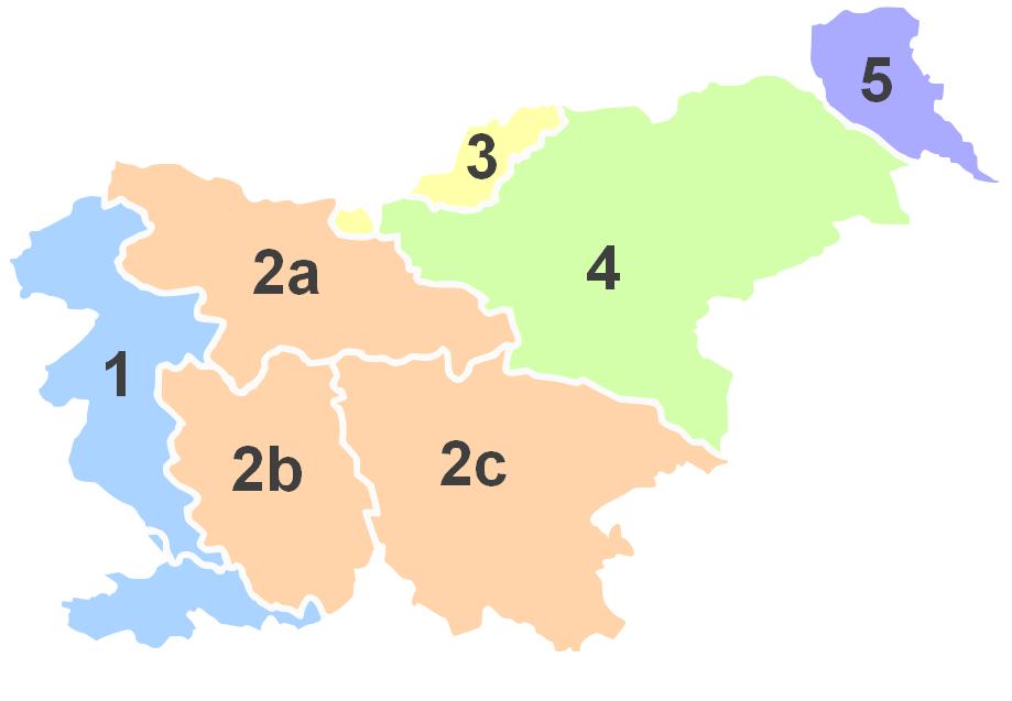 Slovenian regions