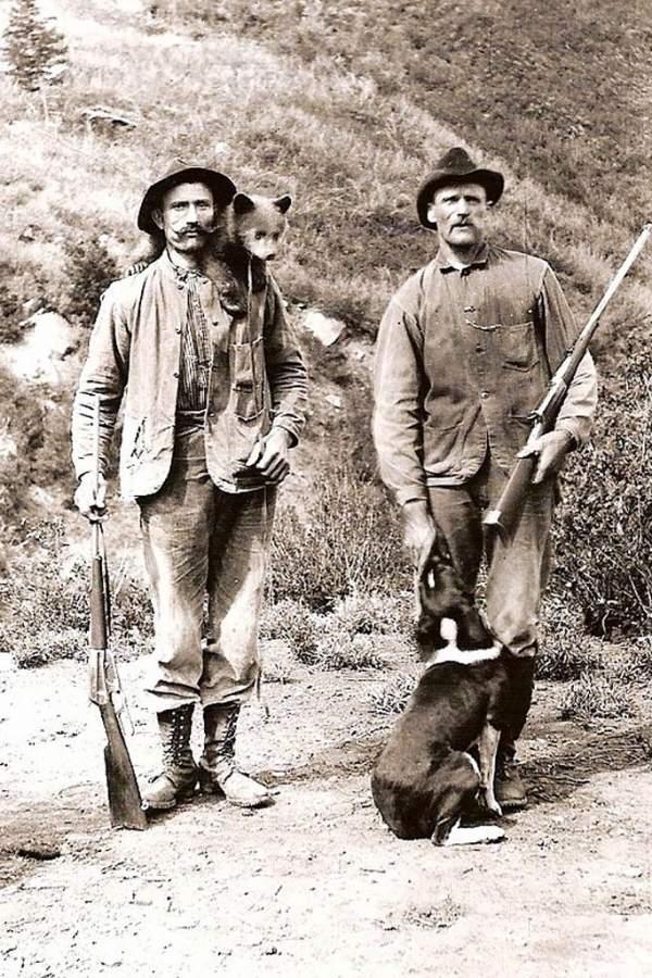 Hunters in America