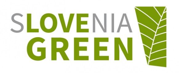 Slovenia green logo